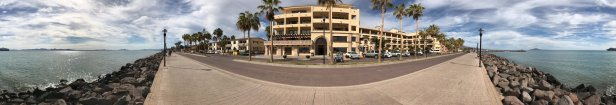 180 Degrees of Loreto Waterfront