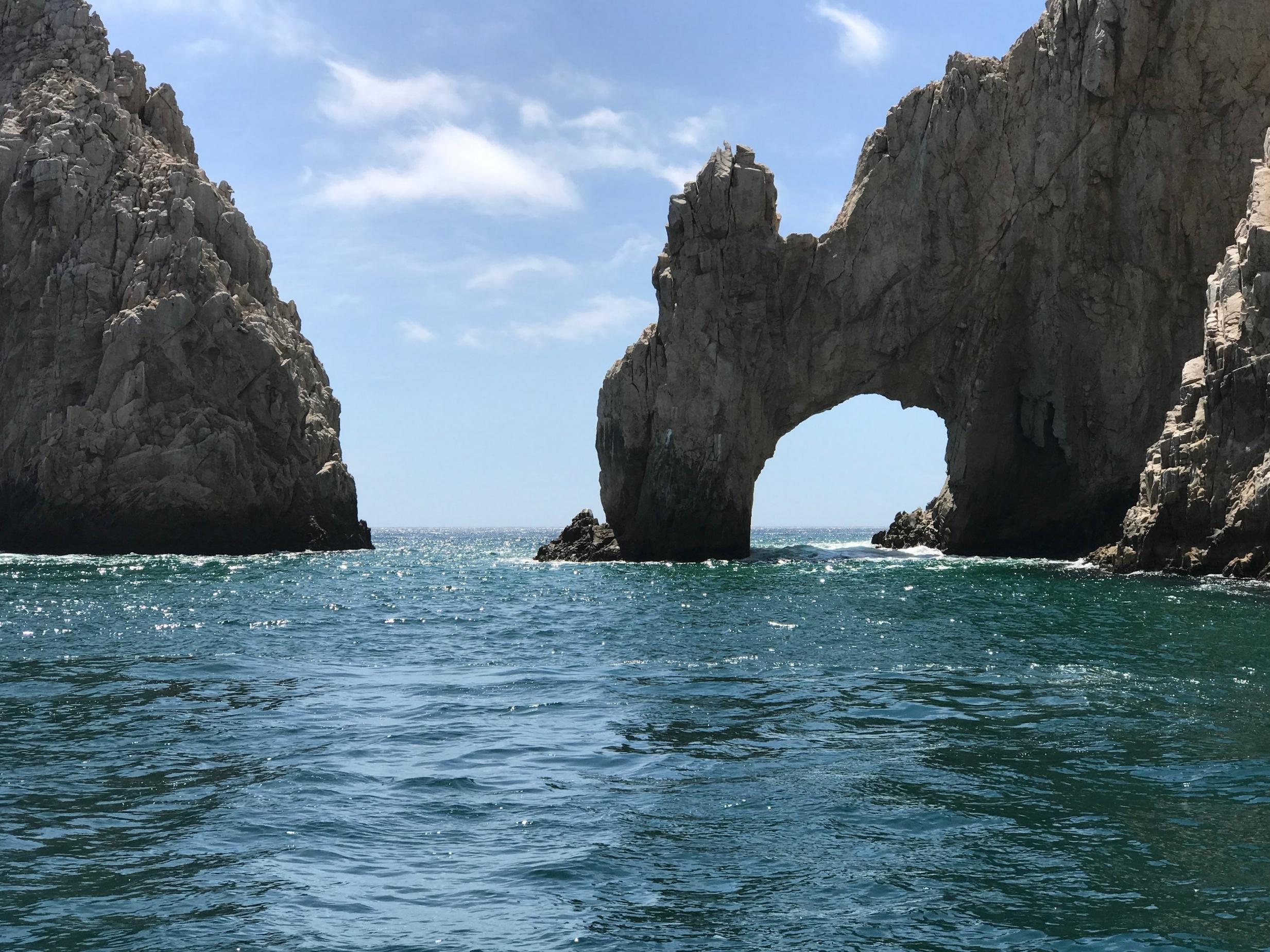 The Arch of Cabo (El Arco)